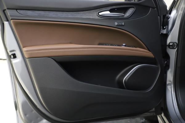New 2021 Alfa Romeo Stelvio Q4 for sale $48,835 at Maserati of Westport in Westport CT 06880 18