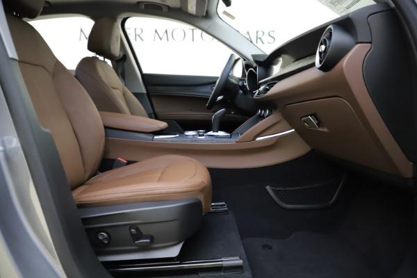 New 2021 Alfa Romeo Stelvio Q4 for sale $48,835 at Maserati of Westport in Westport CT 06880 22