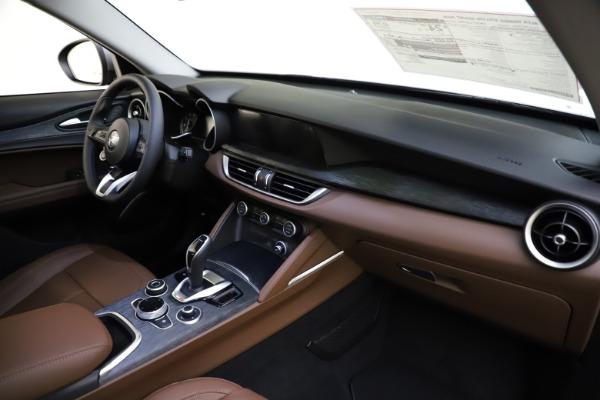 New 2021 Alfa Romeo Stelvio Q4 for sale $48,835 at Maserati of Westport in Westport CT 06880 23