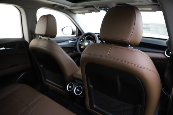 New 2021 Alfa Romeo Stelvio Q4 for sale $48,835 at Maserati of Westport in Westport CT 06880 26