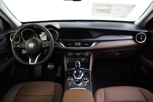 New 2021 Alfa Romeo Stelvio Q4 for sale $48,835 at Maserati of Westport in Westport CT 06880 27