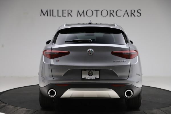 New 2021 Alfa Romeo Stelvio Q4 for sale $48,835 at Maserati of Westport in Westport CT 06880 6