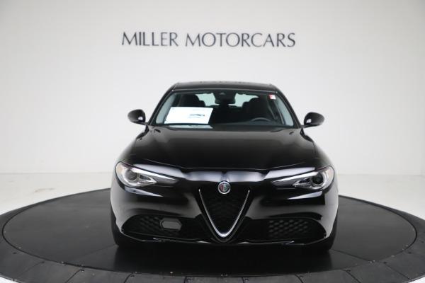 New 2021 Alfa Romeo Giulia Q4 for sale Call for price at Maserati of Westport in Westport CT 06880 11