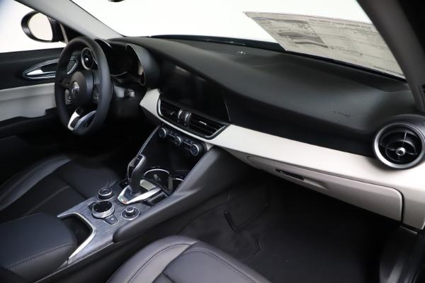 New 2021 Alfa Romeo Giulia Q4 for sale Call for price at Maserati of Westport in Westport CT 06880 22