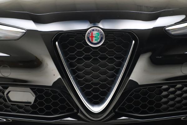 New 2021 Alfa Romeo Giulia Q4 for sale Call for price at Maserati of Westport in Westport CT 06880 26