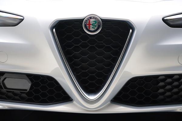 New 2021 Alfa Romeo Giulia Q4 for sale Sold at Maserati of Westport in Westport CT 06880 25