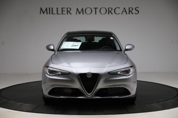 New 2021 Alfa Romeo Giulia Q4 for sale Sold at Maserati of Westport in Westport CT 06880 11