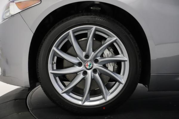 New 2021 Alfa Romeo Giulia Q4 for sale Sold at Maserati of Westport in Westport CT 06880 27