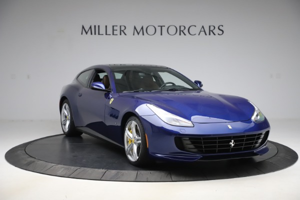 Used 2019 Ferrari GTC4Lusso for sale Sold at Maserati of Westport in Westport CT 06880 11