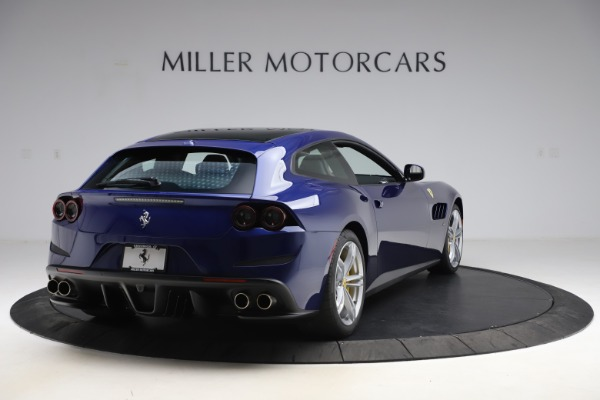 Used 2019 Ferrari GTC4Lusso for sale Call for price at Maserati of Westport in Westport CT 06880 7