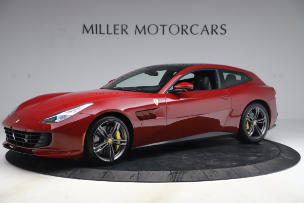 Used 2019 Ferrari GTC4Lusso for sale Call for price at Maserati of Westport in Westport CT 06880 2