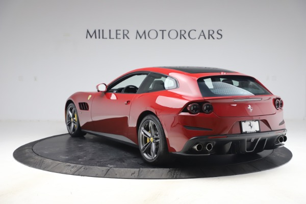Used 2019 Ferrari GTC4Lusso for sale Call for price at Maserati of Westport in Westport CT 06880 5