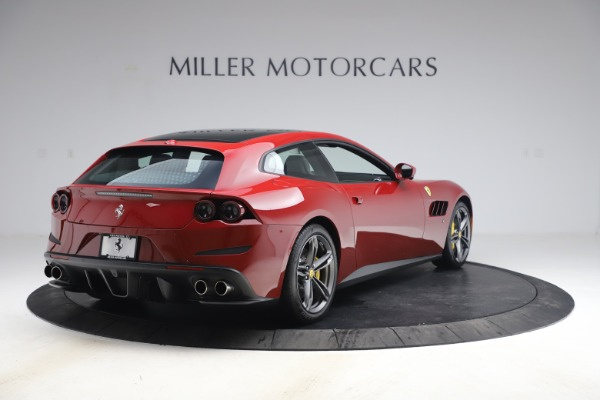 Used 2019 Ferrari GTC4Lusso for sale Call for price at Maserati of Westport in Westport CT 06880 7