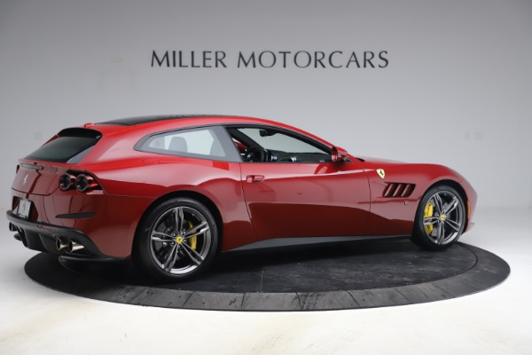 Used 2019 Ferrari GTC4Lusso for sale Call for price at Maserati of Westport in Westport CT 06880 8