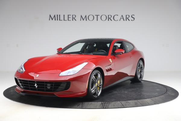 Used 2019 Ferrari GTC4Lusso for sale Call for price at Maserati of Westport in Westport CT 06880 1