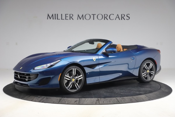 Used 2020 Ferrari Portofino for sale Call for price at Maserati of Westport in Westport CT 06880 2