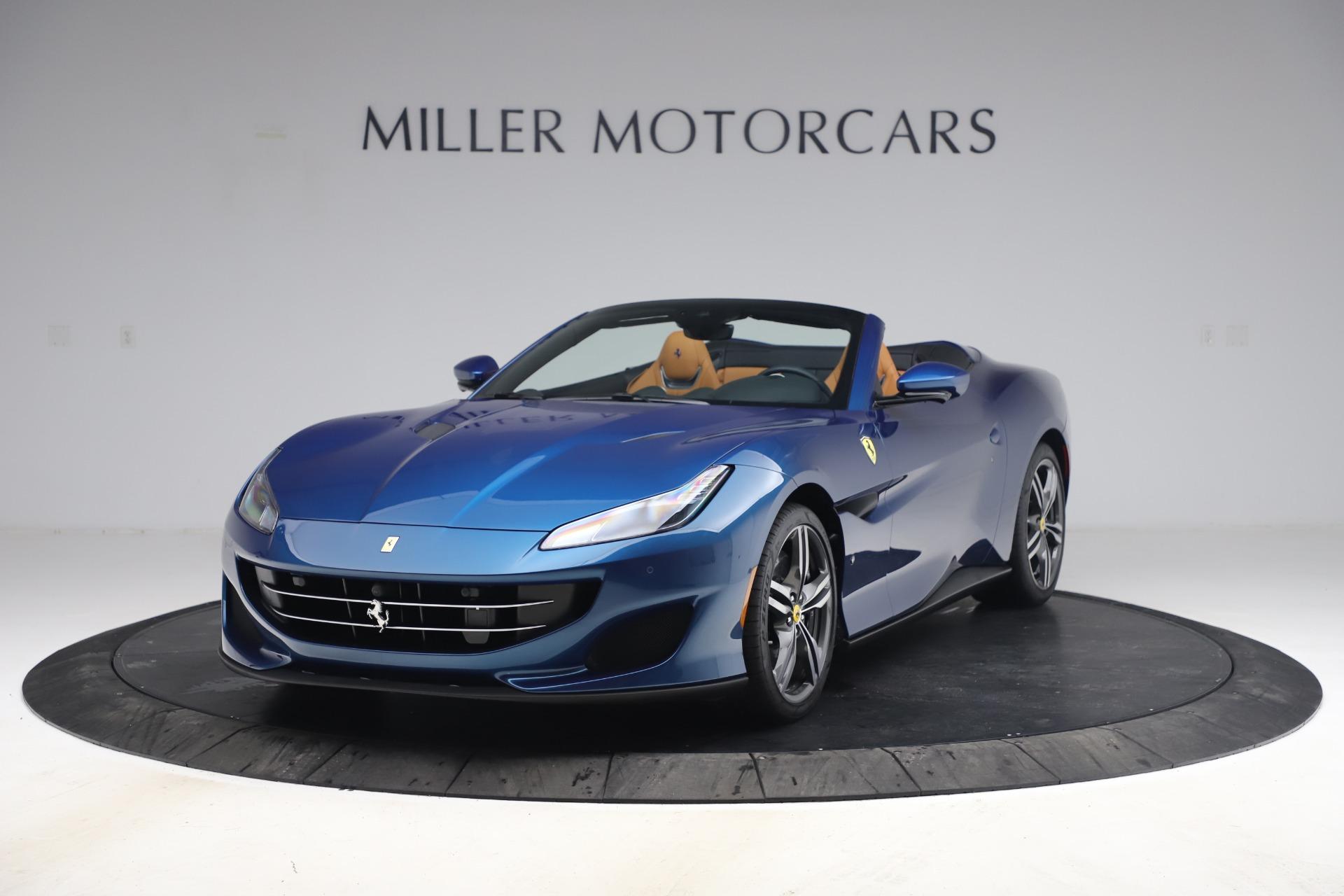 Used 2020 Ferrari Portofino for sale Call for price at Maserati of Westport in Westport CT 06880 1
