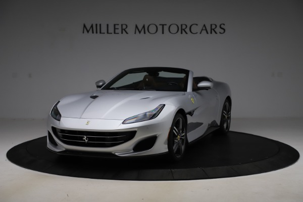 Used 2020 Ferrari Portofino for sale Sold at Maserati of Westport in Westport CT 06880 1