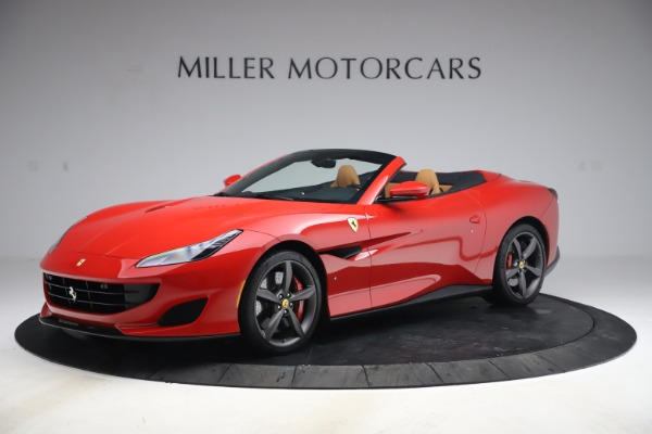 Used 2019 Ferrari Portofino for sale Sold at Maserati of Westport in Westport CT 06880 2