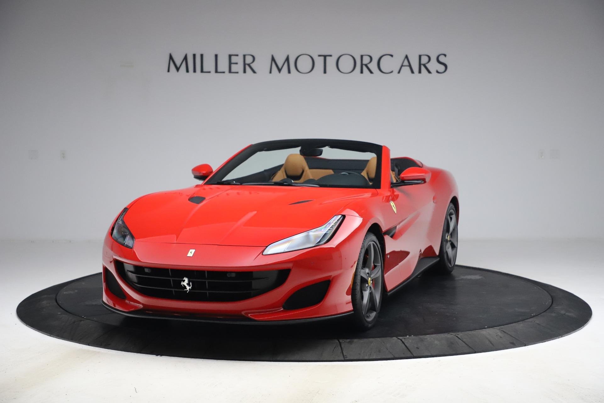 Used 2019 Ferrari Portofino for sale Sold at Maserati of Westport in Westport CT 06880 1