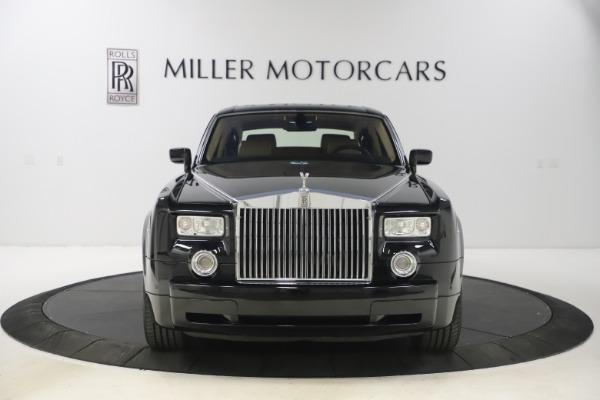 Used 2006 Rolls-Royce Phantom for sale $109,900 at Maserati of Westport in Westport CT 06880 2