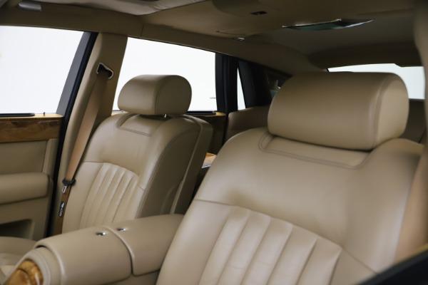 Used 2006 Rolls-Royce Phantom for sale $109,900 at Maserati of Westport in Westport CT 06880 23