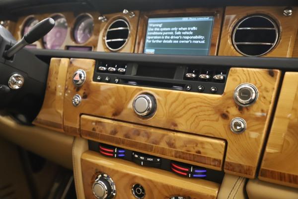 Used 2006 Rolls-Royce Phantom for sale $109,900 at Maserati of Westport in Westport CT 06880 25