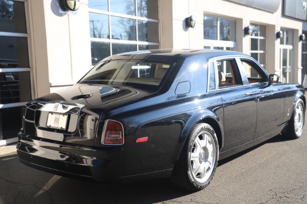 Used 2006 Rolls-Royce Phantom for sale $109,900 at Maserati of Westport in Westport CT 06880 8