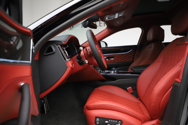 New 2021 Bentley Flying Spur V8 First Edition for sale Sold at Maserati of Westport in Westport CT 06880 19
