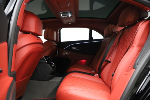 New 2021 Bentley Flying Spur V8 First Edition for sale Sold at Maserati of Westport in Westport CT 06880 22
