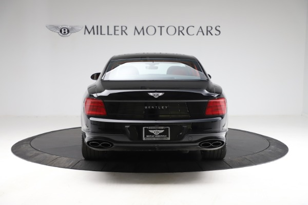 New 2021 Bentley Flying Spur V8 First Edition for sale Sold at Maserati of Westport in Westport CT 06880 6