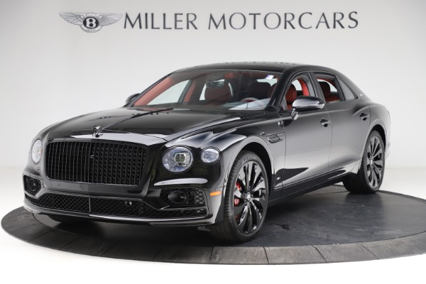 New 2021 Bentley Flying Spur V8 First Edition for sale Sold at Maserati of Westport in Westport CT 06880 1