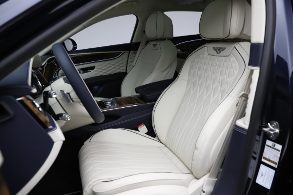 New 2021 Bentley Flying Spur V8 First Edition for sale Call for price at Maserati of Westport in Westport CT 06880 19