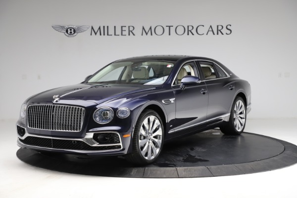New 2021 Bentley Flying Spur V8 First Edition for sale $257,050 at Maserati of Westport in Westport CT 06880 2