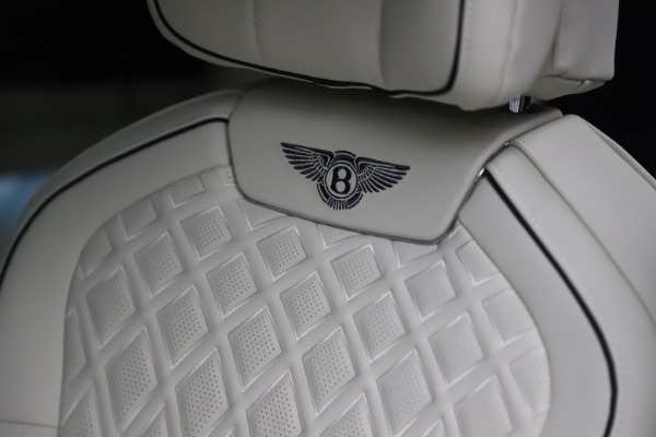 New 2021 Bentley Flying Spur V8 First Edition for sale Call for price at Maserati of Westport in Westport CT 06880 20