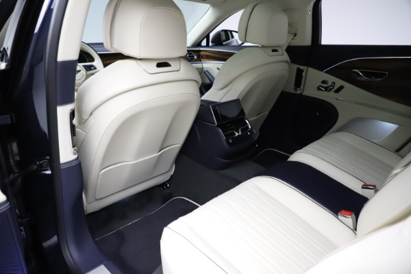New 2021 Bentley Flying Spur V8 First Edition for sale Call for price at Maserati of Westport in Westport CT 06880 21