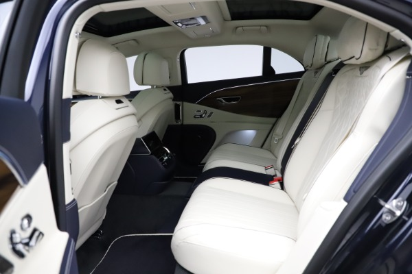 New 2021 Bentley Flying Spur V8 First Edition for sale Call for price at Maserati of Westport in Westport CT 06880 22