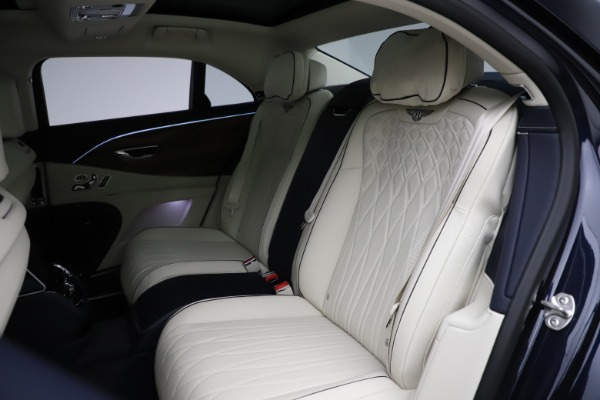 New 2021 Bentley Flying Spur V8 First Edition for sale Call for price at Maserati of Westport in Westport CT 06880 23