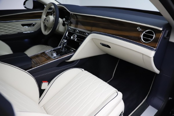 New 2021 Bentley Flying Spur V8 First Edition for sale Call for price at Maserati of Westport in Westport CT 06880 25