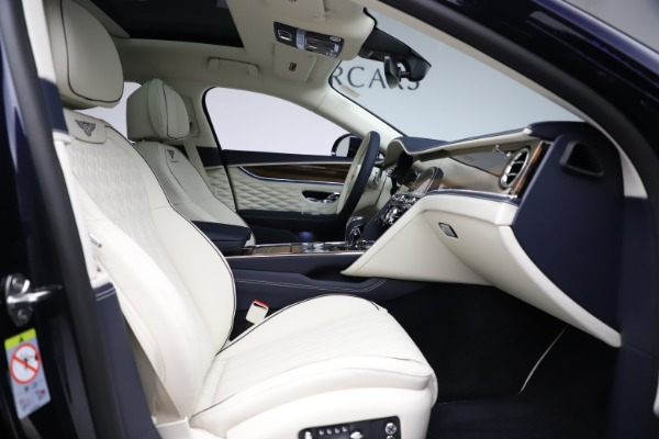 New 2021 Bentley Flying Spur V8 First Edition for sale Call for price at Maserati of Westport in Westport CT 06880 26
