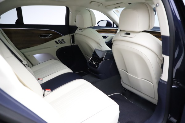 New 2021 Bentley Flying Spur V8 First Edition for sale Call for price at Maserati of Westport in Westport CT 06880 28