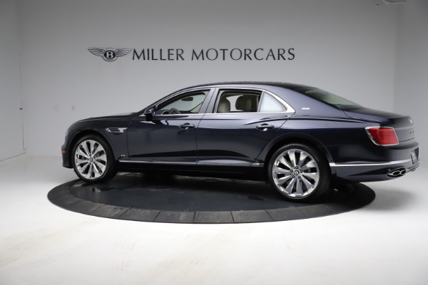 New 2021 Bentley Flying Spur V8 First Edition for sale $257,050 at Maserati of Westport in Westport CT 06880 4