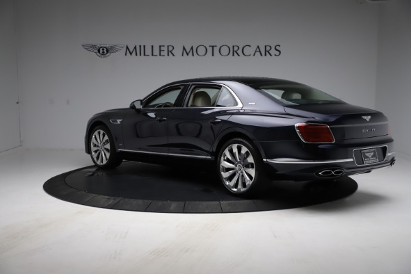 New 2021 Bentley Flying Spur V8 First Edition for sale $257,050 at Maserati of Westport in Westport CT 06880 5