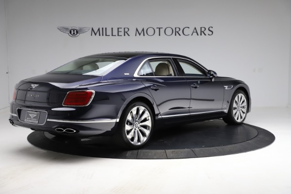 New 2021 Bentley Flying Spur V8 First Edition for sale $257,050 at Maserati of Westport in Westport CT 06880 8
