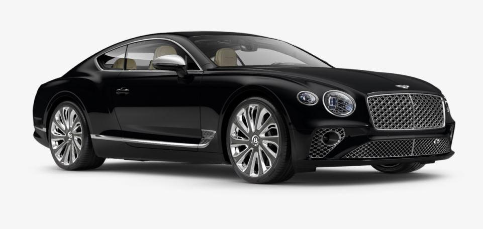 New 2021 Bentley Continental GT V8 Mulliner for sale $291,290 at Maserati of Westport in Westport CT 06880 1