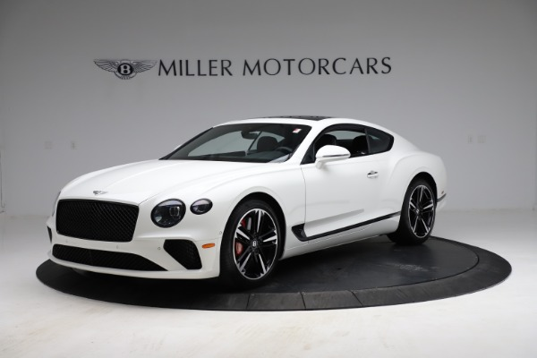 New 2021 Bentley Continental GT V8 for sale $234,030 at Maserati of Westport in Westport CT 06880 2