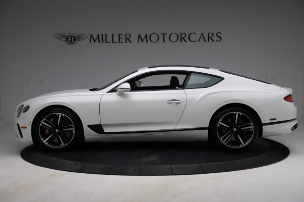 New 2021 Bentley Continental GT V8 for sale $234,030 at Maserati of Westport in Westport CT 06880 3