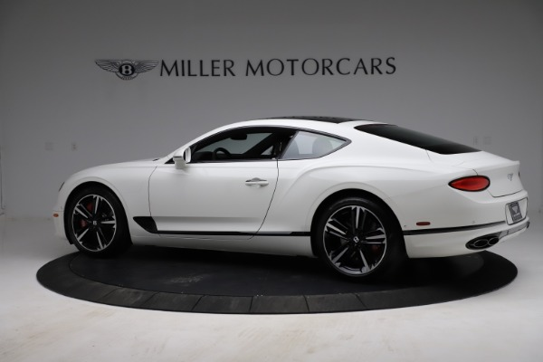 New 2021 Bentley Continental GT V8 for sale $234,030 at Maserati of Westport in Westport CT 06880 4