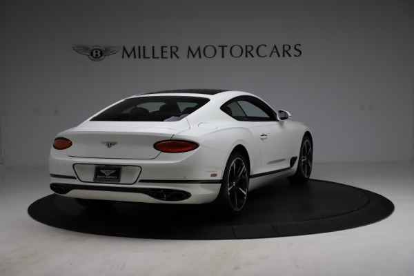 New 2021 Bentley Continental GT V8 for sale $234,030 at Maserati of Westport in Westport CT 06880 7