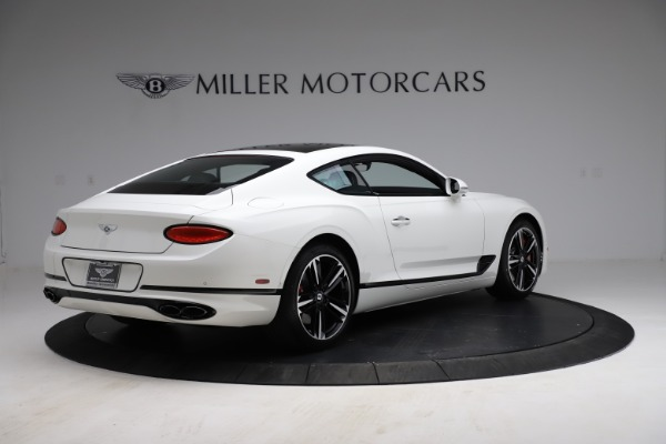 New 2021 Bentley Continental GT V8 for sale $234,030 at Maserati of Westport in Westport CT 06880 8